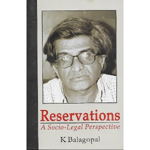 Reservations A Socio-Legal Perspective