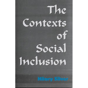 The Contexts Of Social Inclusion